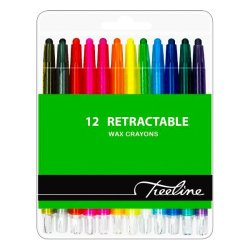 Treeline Retractable Crayons